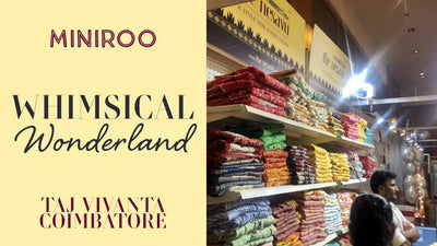 Whimsical Wonderland Pop-Up For Kids by Miniroo, Taj Vivanta Coimbatore
