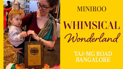 Whimsical Wonderland Pop-Up For Kids by Miniroo, Taj Mg Road Bangalore,