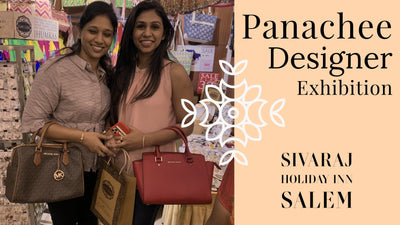Panachee Designer Exhibition- Sivaraj Holiday Inn, Salem
