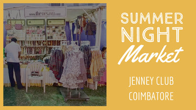 Summer Night Market 2019 - Jenneys Club, Coimbatore