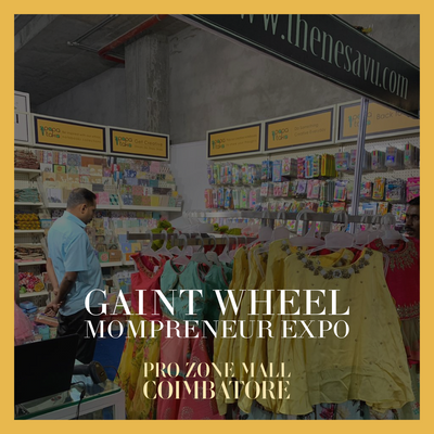 Gaint Wheel Expo - Prozone mall