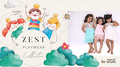 Nesavu Launches Limited Edition Play-wear Collections Fun and Comfortable Choice For Kids