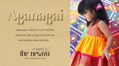 The Nesavu Launches Aganagai Pattu Pavadai This Festive Season!