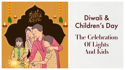 Diwali & Children's Day: The Celebration Of Lights And Kids