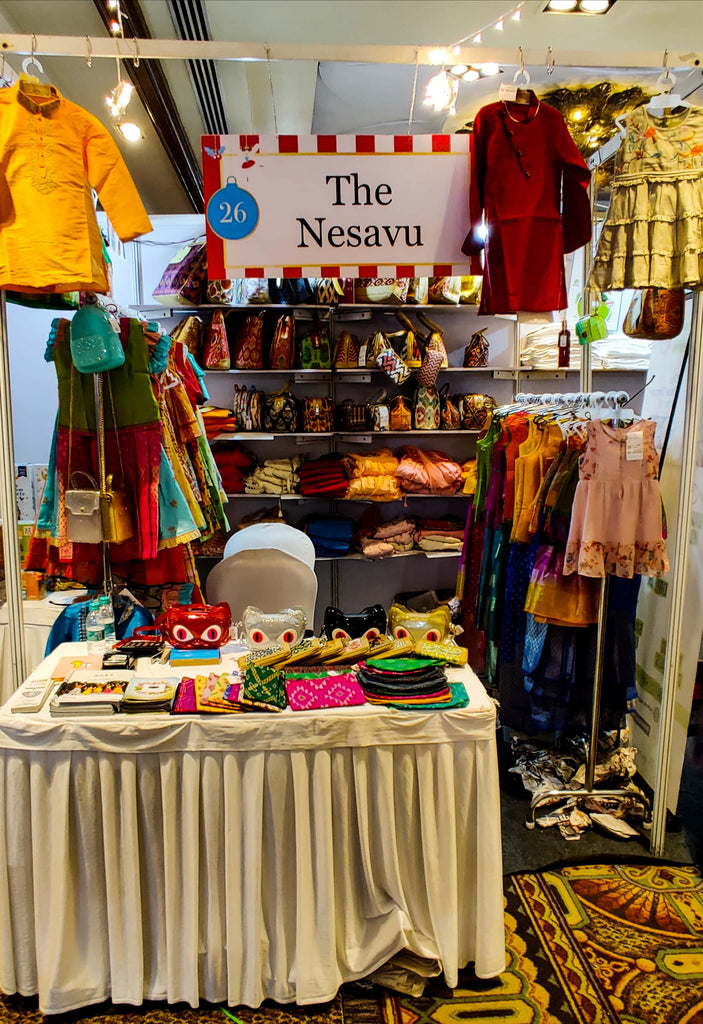 Nesavu-The-Nesavu-Miniroo-Whimsical-Wonderland-Lifestyle-Exhibition-Pop-Up-Show-for-kids-chennai-coimbatore-bangalore-toddlers-Kimi-Girl-PSR-Silks-Salem-Karur-Papa-Taka
