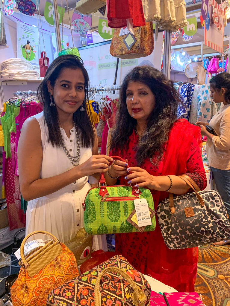 Nesavu-The-Nesavu-Miniroo-Whimsical-Wonderland-Lifestyle-Exhibition-Pop-Up-Show-for-kids-chennai-coimbatore-bangalore-toddlers-Kimi-Girl-PSR-Silks-Salem-Karur-Papa-Taka-customer