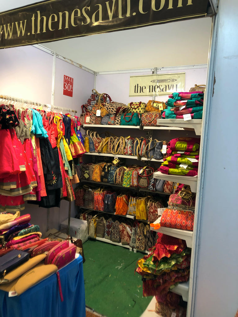 Nesavu-The-Nesavu-meena-fashion-bazar-Lifestyle-Exhibition-Pop-Up-Show-madurai-jc-residency-PSR-Silks-Salem-Karur-Papataka-handbags