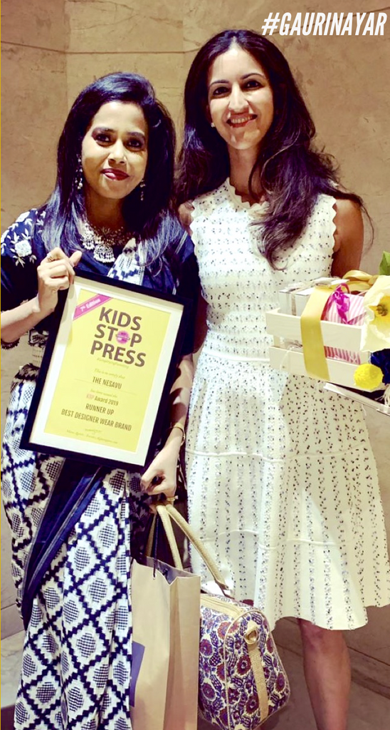Nesavu-The-kids-stop-press-KSP-Awards-2019-Indian-Parenting-Awards-coimbatore-brand-The-Nesavu-Psrsilks-Salem-Karur