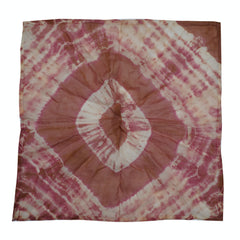 Natural Organic Tie And Dyed Safety Cotton blankets By Sei Gai