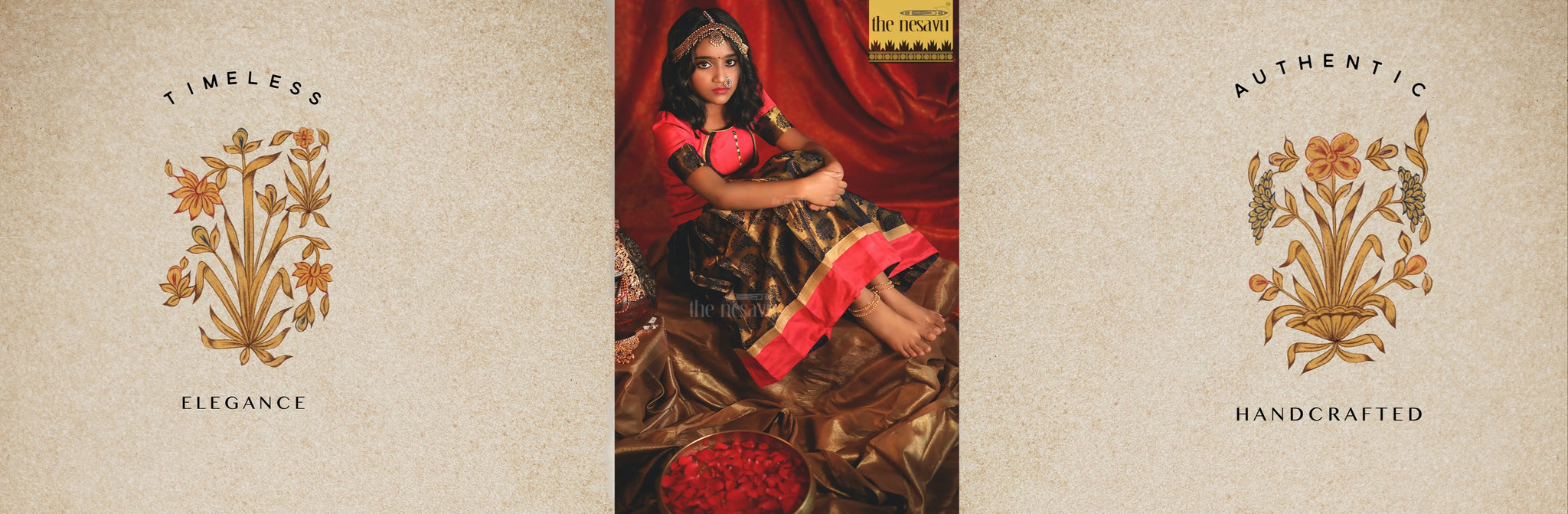 nesavu-pattu-pavadai-sattai-brand-from-india-tamil-nadu-coimbatore-salem-langa-voni-pavaadai-kids-ethnic-wear-aingini-collection