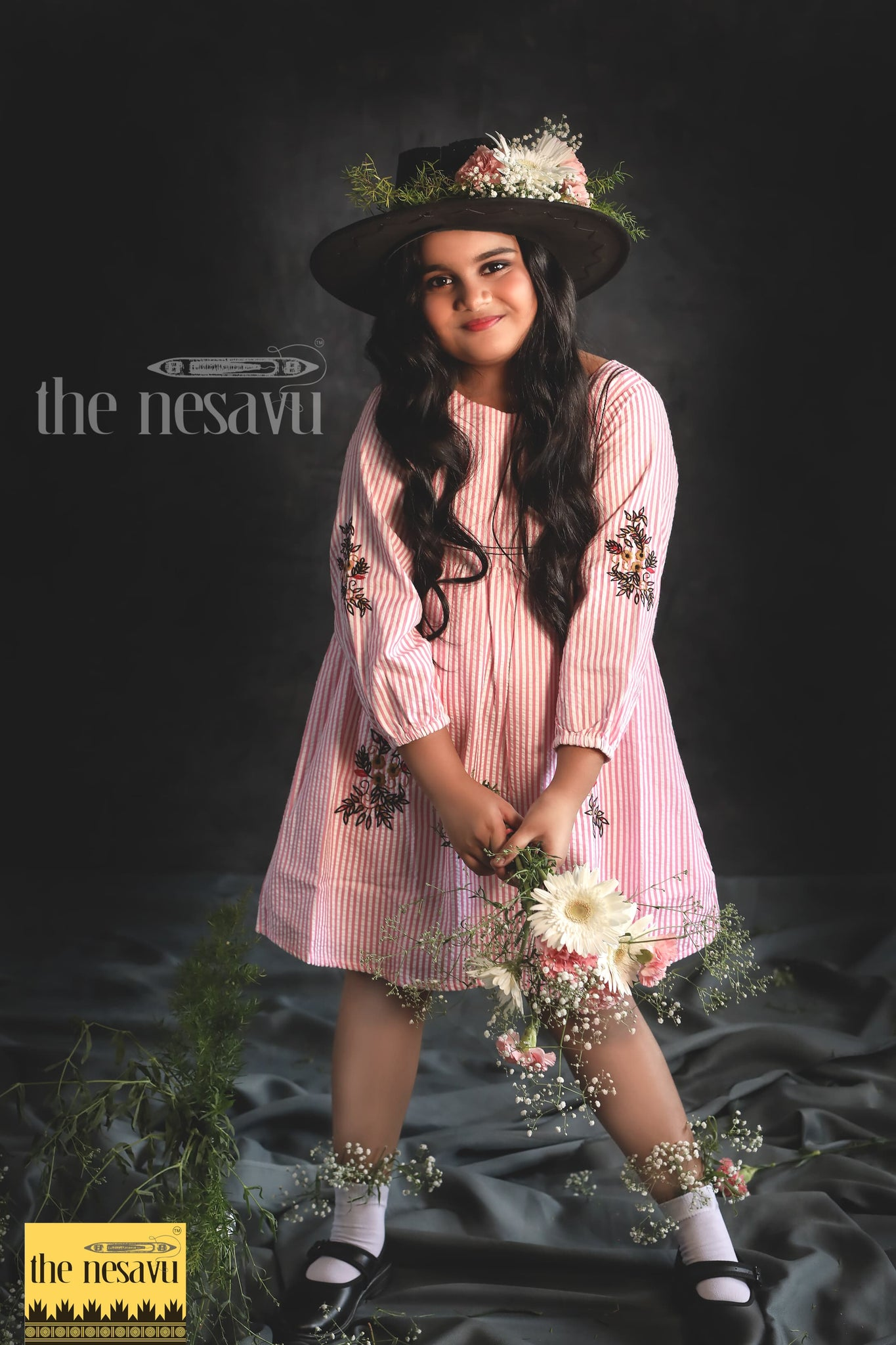 nesavu brand from coimbatore launches player collection for kids girl