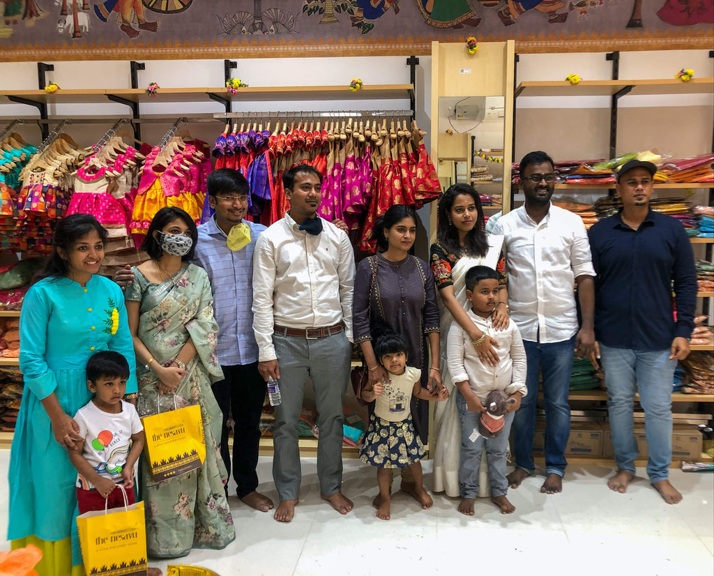 The-grand-launch-of-our-premier-store-in-salem-The-Nesavu-Kids-wear-store