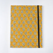 Papa Taka Notebooks Best Jaipur Indian Block printed Mughal Butti Cute notebooks online psr silks Nesavu KG473