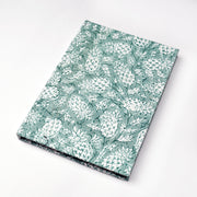 Papa Taka Notebooks Cool notebooks for office made from Hand Crafted fabrics of india psr silks Nesavu KG513