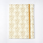 Papa Taka Notebooks crafts of india Ikat fabrics inspired hand made Journal Notebook Diary for her psr silks Nesavu KG501