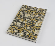 Papa Taka Notebooks Designer Vintage Journal Floral Creeper Style Undated Diary psr silks Nesavu PNJ083A
