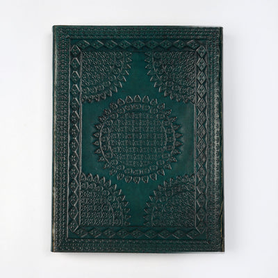 Papa Taka Journals & Diaries Genuine Indian Leather Hand crafted  Personal Journal Diary Notebook psr silks Nesavu KG498