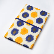 Papa Taka Notebooks Heritage ikat Indian crafts inspired Printed Journal Notebook psr silks Nesavu KG525