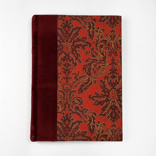 Indian traditional Printed Personal Journal Diary Notebook - thenesavu