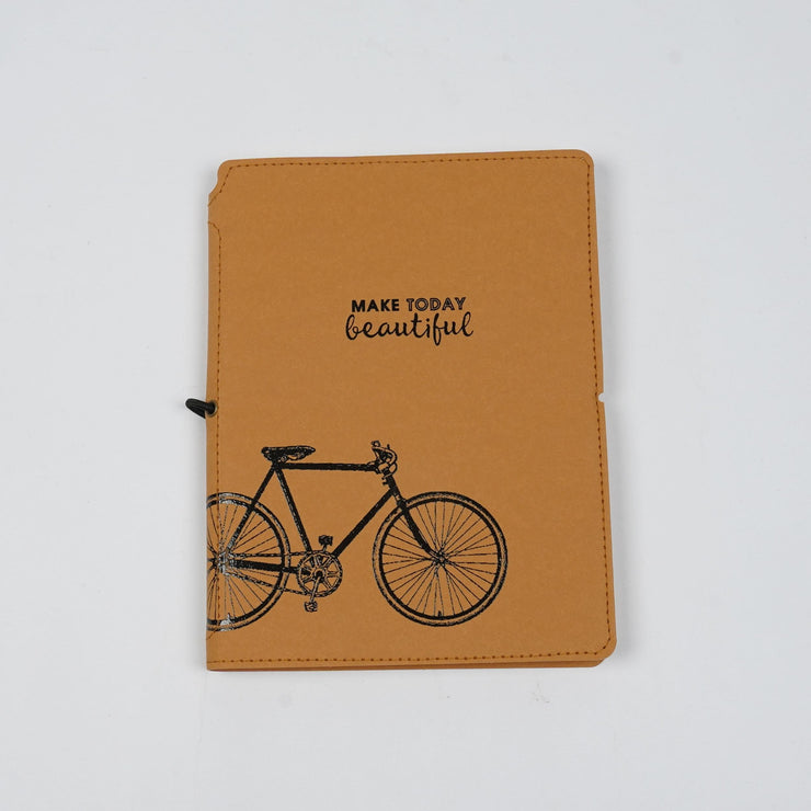 Papa Taka Notebooks Pu Leather Notebook Personal Planner Diary With Inspirational Quotes psr silks Nesavu Cycle PNJ087B