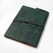 Papa Taka Journals & Diaries Travel Leather Personal Journal Diary Notebook for Men and women psr silks Nesavu KG486