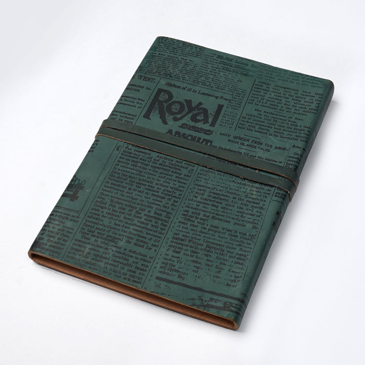 Papa Taka Journals & Diaries Travel Leather Personal Journal Diary Notebook for Men and women psr silks Nesavu KG491