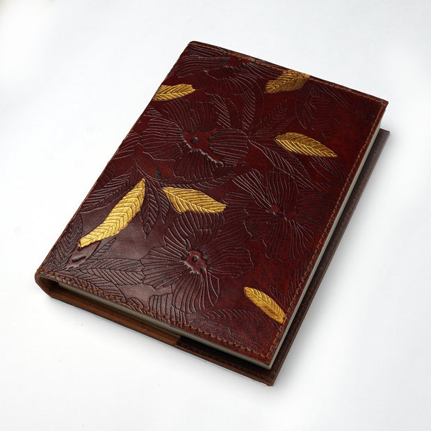 Trendy Genuine Vintage Leather Personal Journal Diary Notebook - thenesavu