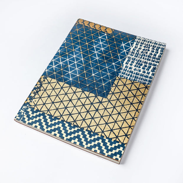Papa Taka Notebooks Unique Designer Printed Cover Journal Notebook For office and gifting psr silks Nesavu KG438