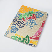 Unique Traditional Indian Floral Printed Hand Made Journal Notebook - thenesavu