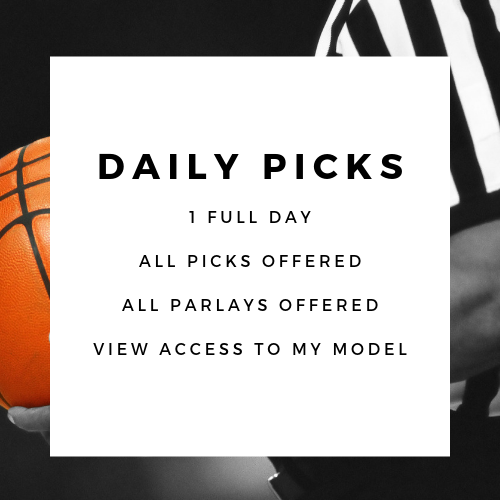 1 Day of Sports Picks
