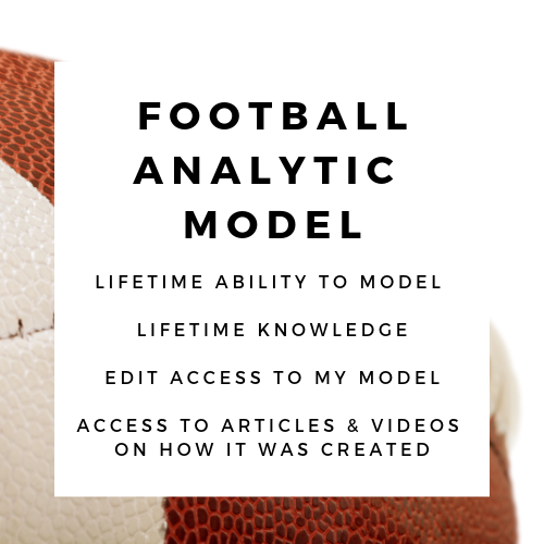 Football Analytics Model