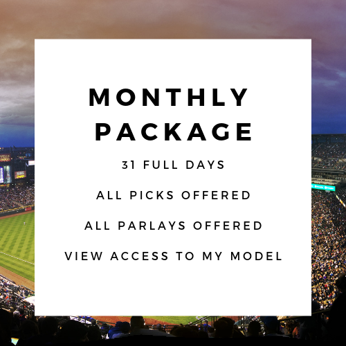 Monthly Sports Package
