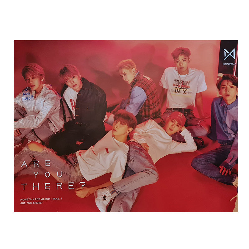 [Poster] Monsta X - Are You There? 2/3