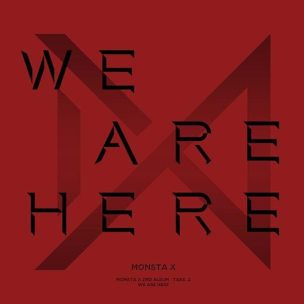 Monsta X -  3rd Album - We Are Here (Take.2)