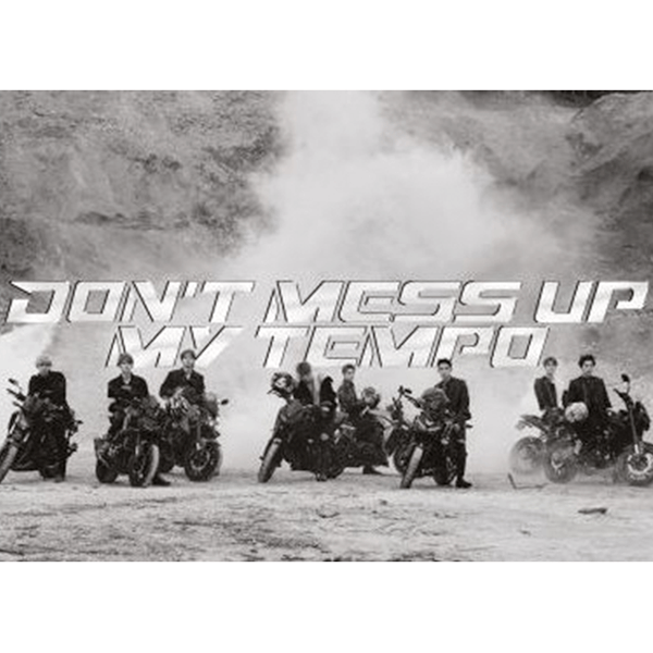 [Poster] EXO - Don't Mess Up My Tempo 2/2