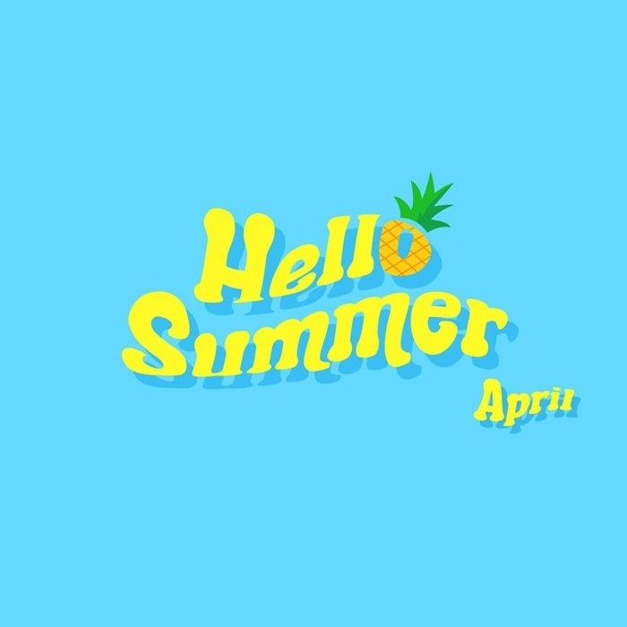 April - Special Album - Hello Summer