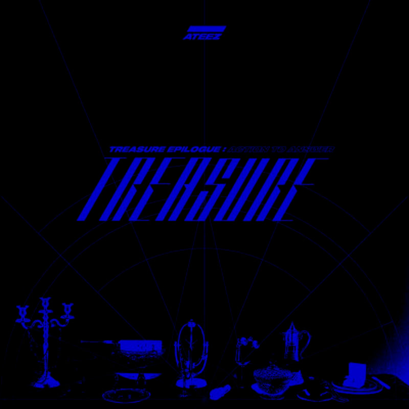 Ateez - 4th Mini Album - Treasure Epilogue : Action To Answer