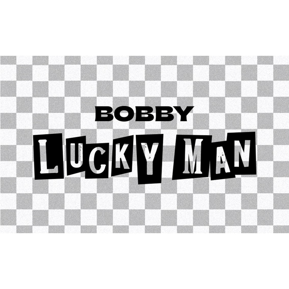 BOBBY - 2nd Album - Lucky Man (Kit version)