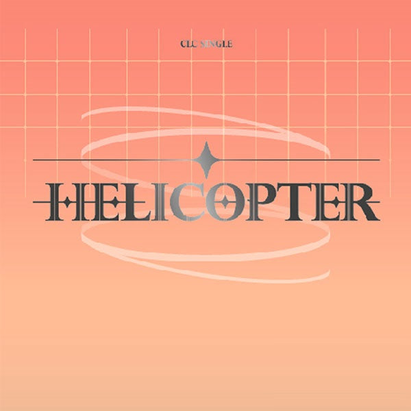 CLC - Single Album - HELICOPTER
