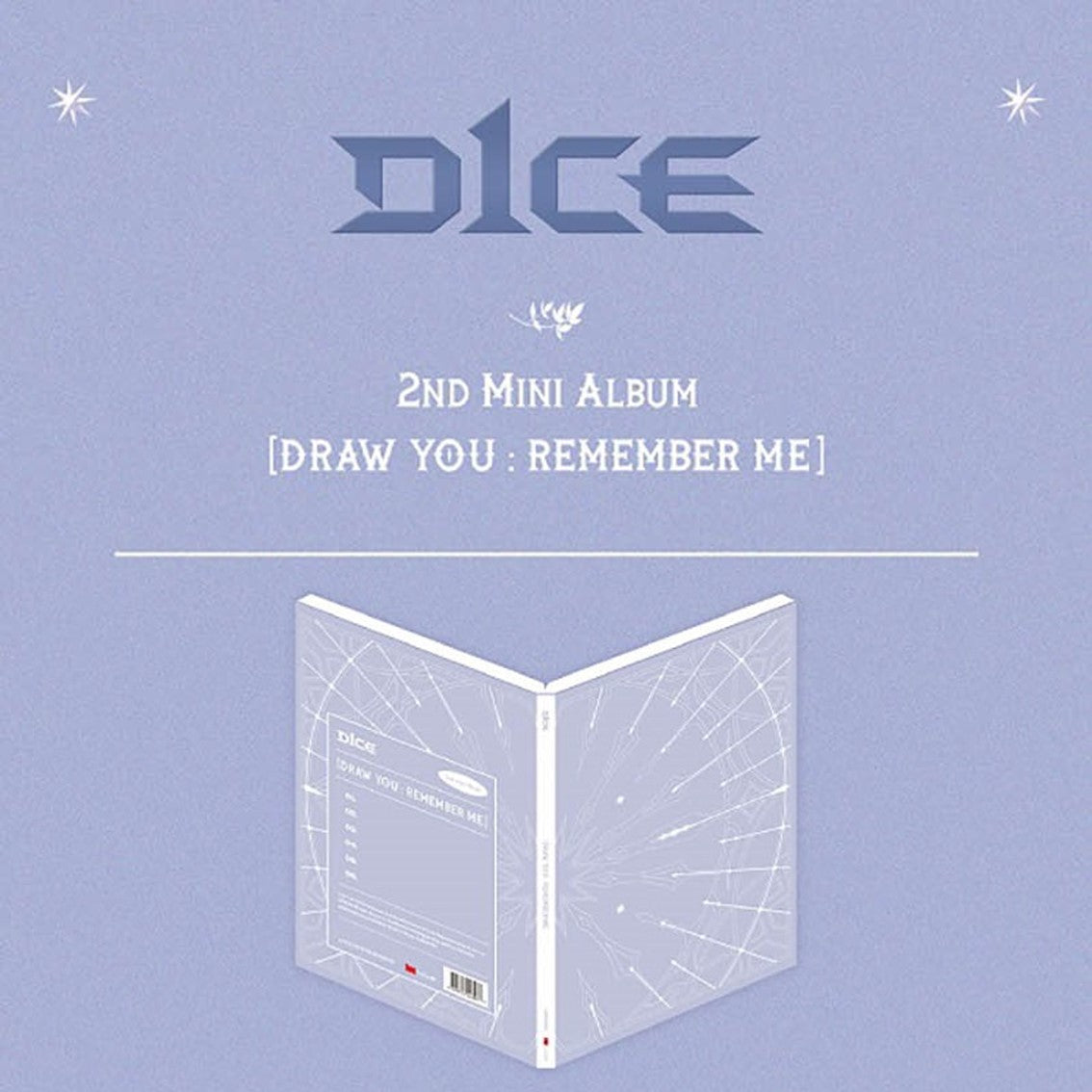 D1CE - 2nd Mini Album - Draw You: Remember Me