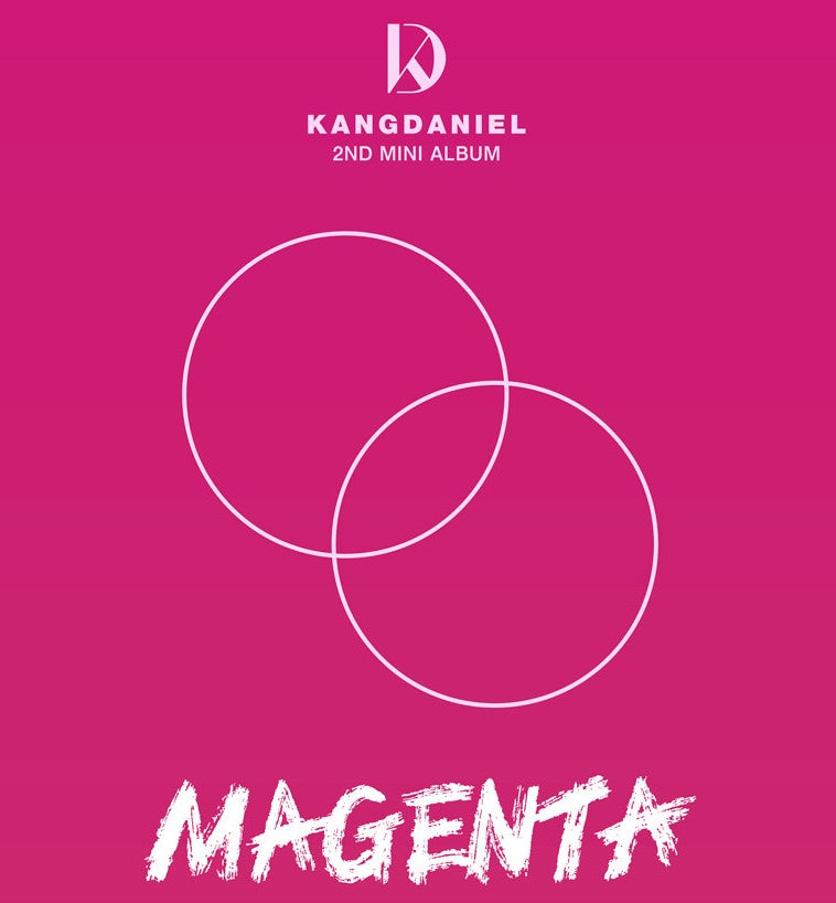 Kang Daniel - 2nd Mini Album - Magenta