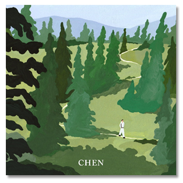 Chen (EXO) - 1st Mini Album  [April, and a flower]