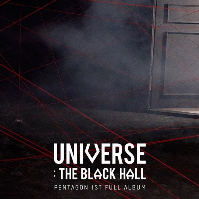 Pentagon - UNIVERSE : THE BLACK HALL - Album Vol.1