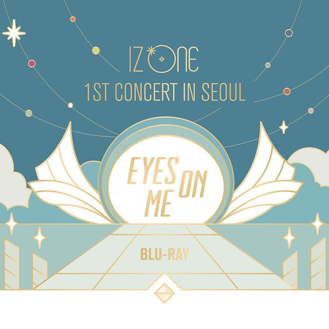 IZONE - 1st Concert in Seoul - Eyes on Me - Blu-Ray