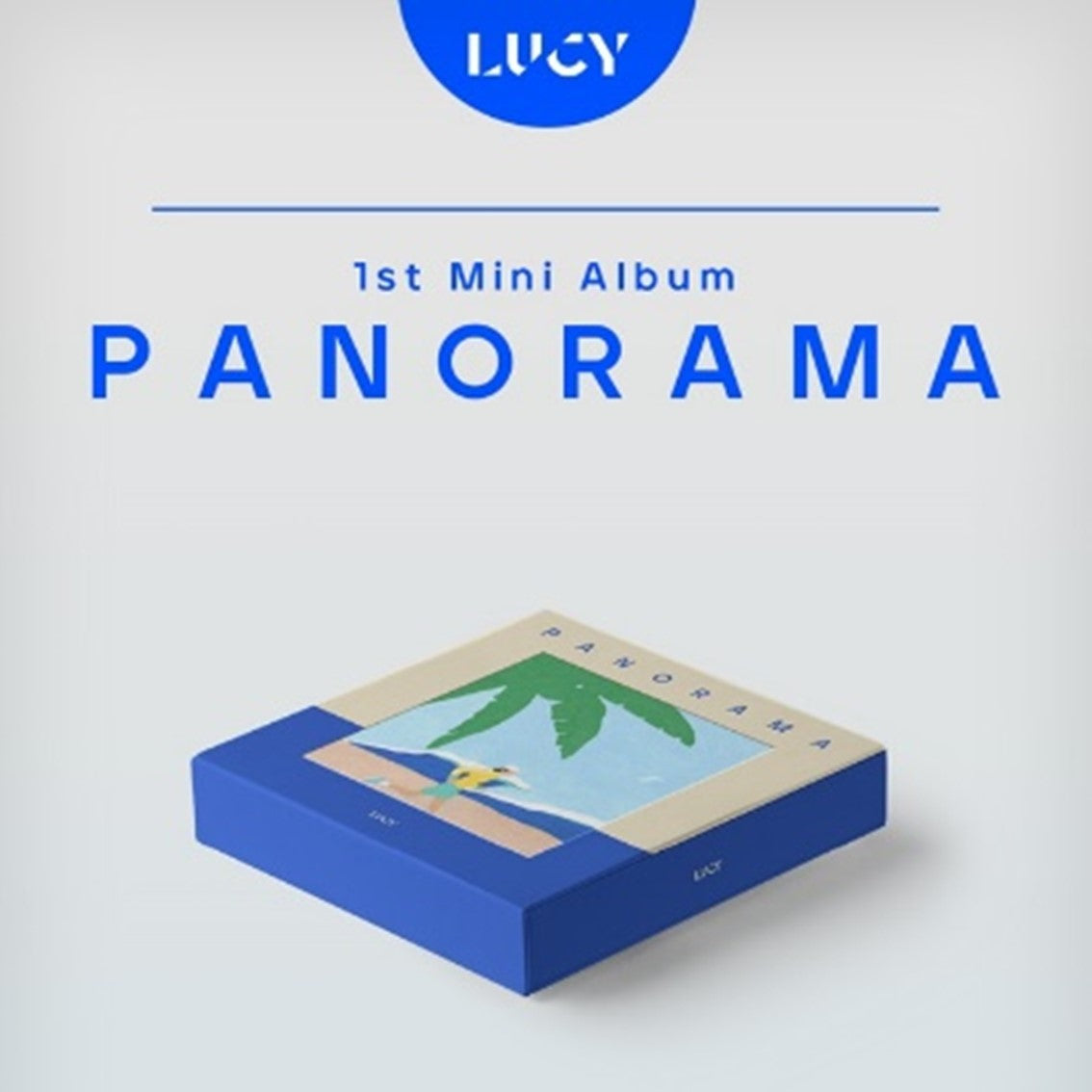 Lucy - 1st Mini Album - Panorama
