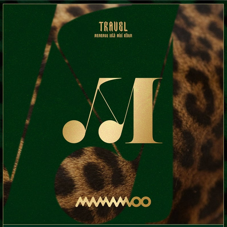 Mamamoo - 10th Mini Album - Travel
