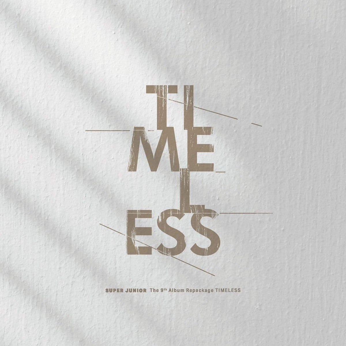 Super Junior - TIMELESS - 9th Album Repackage