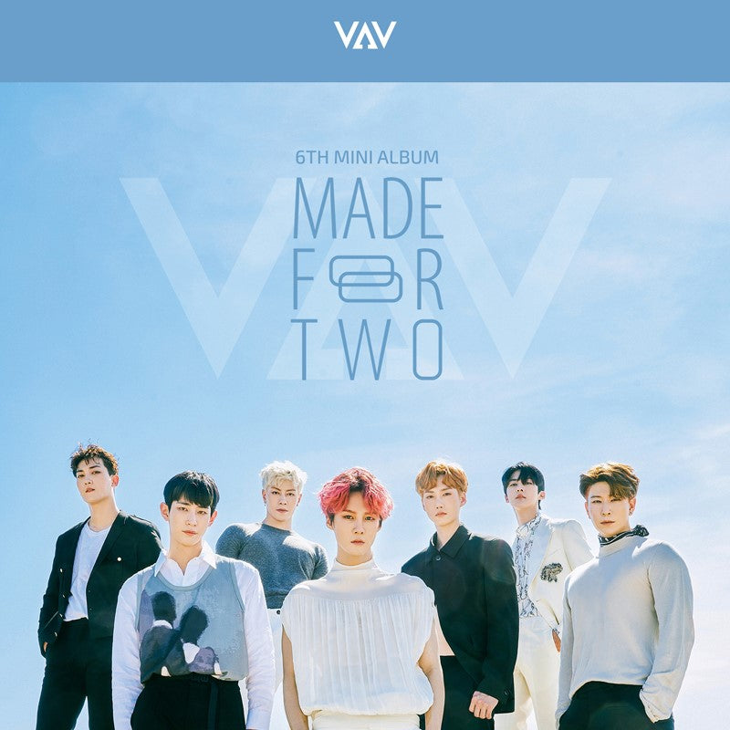 VAV - 6th Mini Album - Made for Two
