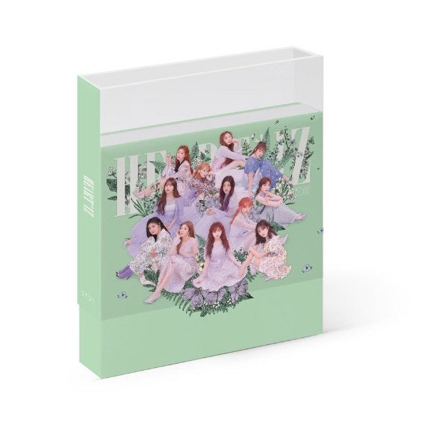 IZ*ONE - 2nd Mini Album - HEART*IZ
