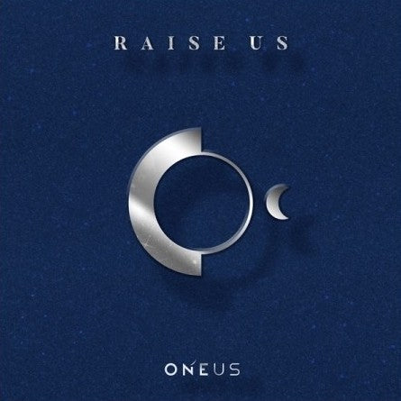 ONEUS - 2nd Mini Album - Raise Us